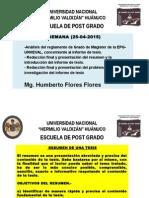 FORMULACIÓN Y ELABORACIÓNDE TESIS