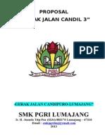 Proposal Gerak Jalan Candil