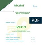 Iveco_OIL PUMPS CATALOGUE_Pobjeda Tešanj