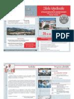 Zilele Medicale ale Spitalului Moinesti 2015