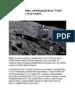 Cometa Philae