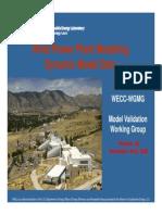 Sample - Model Data - Nov 2009 - WECC-WGMG