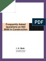 FAQ in ISO 9001