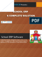 School ERP Solutions - StepUp Infotech