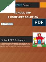 School ERP Solutions - StepUp Infotech