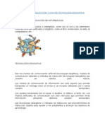 Metodología de Selección y Uso de Tecnología Educativa