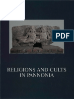 132197571 Religions and Cults in Pannonia PDF