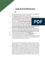 MSA Gauge R&R Attribute 2