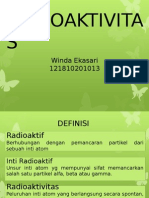 2. Winda Ekasari 121810201013 Radioaktivitas