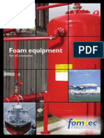 Fomtec Foam Equipment Brochure