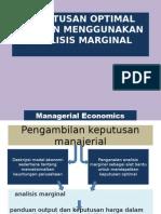 Analisis Marginal Full