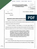 Skillern v. Paul - Document No. 4