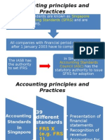 Accounting Principles and Practices