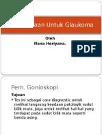 Pem Pada Glaukoma
