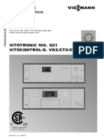 Vitocontrol s Vd2 Ct3 Is