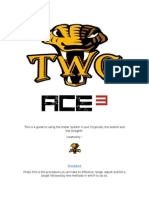 Ace 3 Sniper Guide