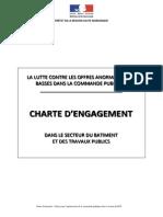 Charte Bâtiment