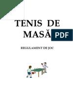 Regulament Tenis de Masa