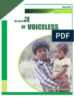 Voice of Voiceless 2015