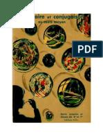 101496239 Langue Francaise Grammaire Et Conjugaison en Couleur CE1 CE2 1963