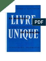 122920855 Langue Francaise Le Nouveau Livre Unique De