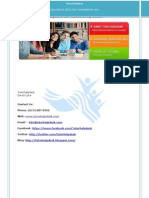 Statistics Assignment and Homework Help Service