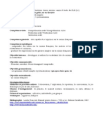 Les Pronoms Relatifs Simples Projet Didactiques l1