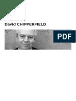 Référence chez David Chipperfield