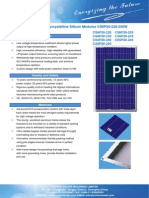 Cotech Solar Poly Modules CS6P20-220-250W.pdf