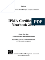 IPMA Yearbook 2001-Shf