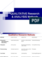 Qualitative and Content Analyasis Final