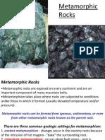 6- Metamorphic Rocks