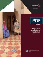 Rehabilitation Et Action Sociale a Marrakech%2C Maroc