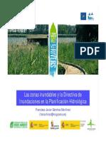 Zonas Inundables y Planificacion Hidrologica - Francisco Sanchez