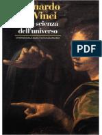 Alessandro Vezzosi - Leonardo da Vinci. Arte e scienza dell'universo