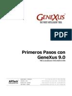 Primeros Pasos Con Genexus 90