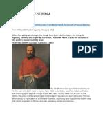 A Brief History of Denim