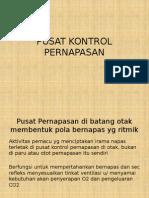 Pusat Kontrol Pernapasan