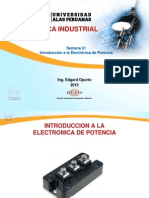 Electronica Industrial - Semana 01
