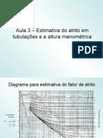 ETF Altura Manométrica