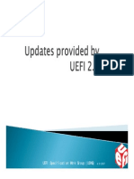 USWG Differences Between UEFI 2.0 and UEFI 2.1