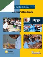 Akshara Ganitha Teacher Manual - English