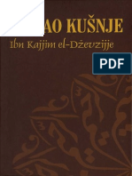 SMISAO KUŠNJE Ibn Kajjim El Dževzijje