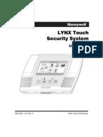 Alarm Honeywell L5100 Ug