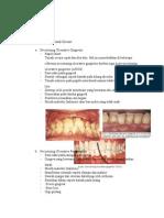 Gambaran Klinis Nup Dan Abses Periodontal