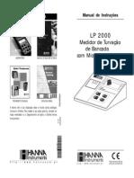 Manual Lp 2000