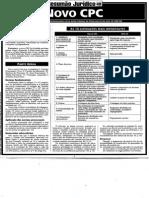 Resumão Jurídico - Novo CPC