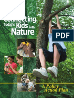 Connecting Today's Kids with Nature