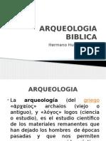 Hugo Floresarqueologia Biblica Ppt