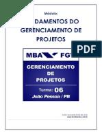 01 - Fundamentos Gerenciamento de Projetos